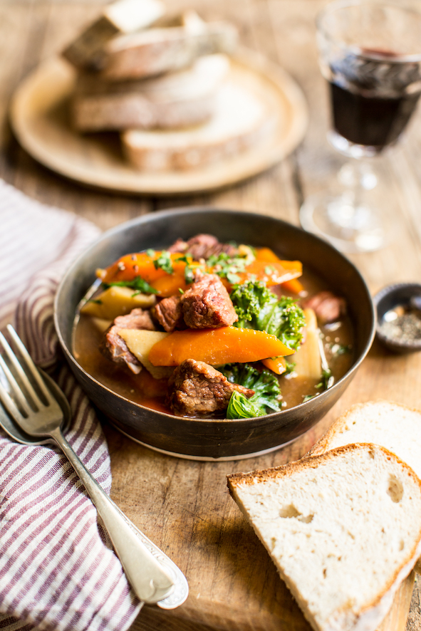 Irish Brown Stew